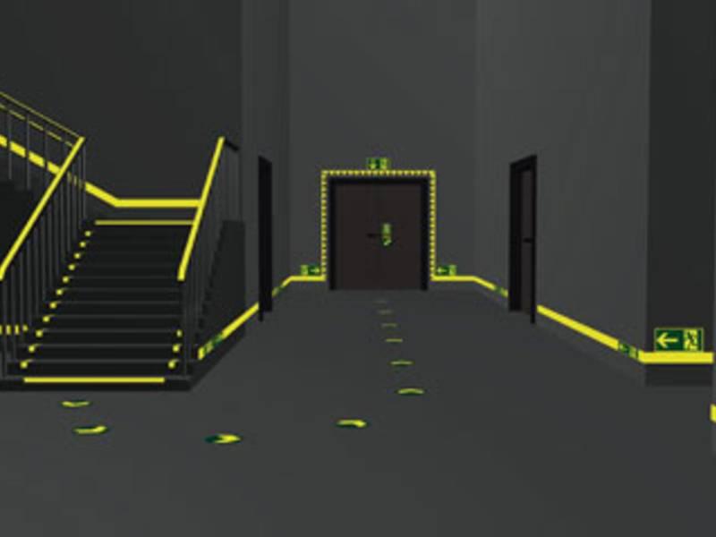 neue asr a3 4 3 sicherheitsbeleuchtung optische sicherheitsleitsysteme. Black Bedroom Furniture Sets. Home Design Ideas