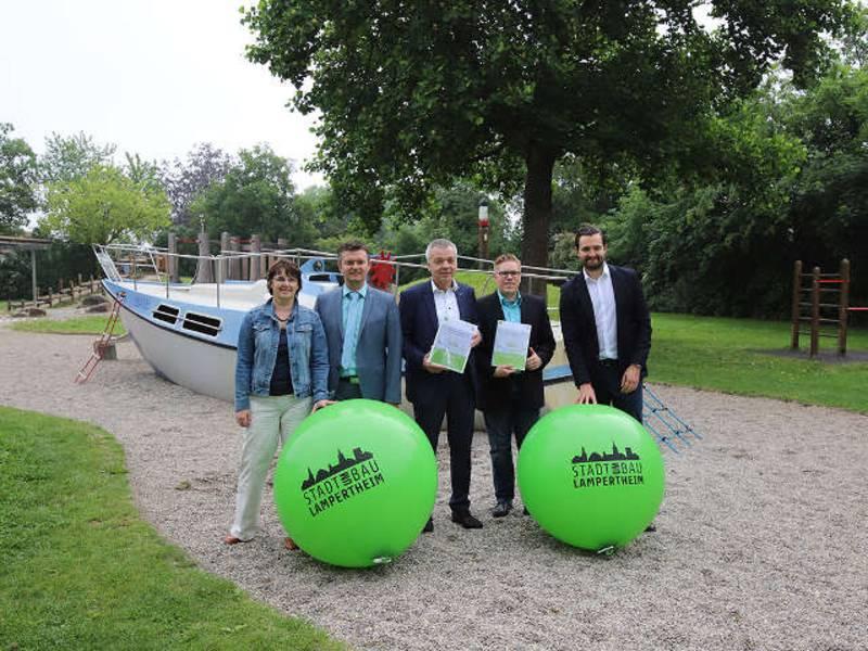Stadtumbau Lampertheim: Ministerium sagt Ja